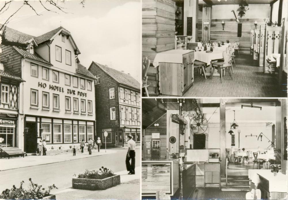 Hotel Zur Post Wernigerode
