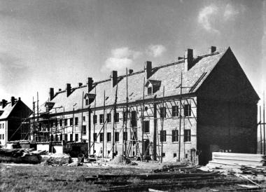 AWG-Häuser am Seigerhüttenweg - Dieter Oemler