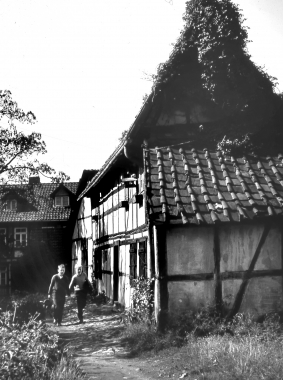Hirtenhaus in der Neustadt - Dieter Oemler