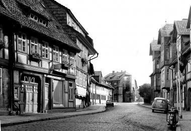 Blick in die obere Marktstraße - Dieter Oemler