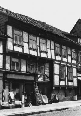 Marktstraße 13 (1977 abgerissen) - Dieter Oemler