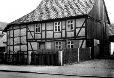 Friedrichstraße 38 vor der Sanierung - Dieter Oemler