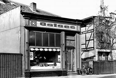 Fischhalle in der Albert-Bartels-Straße - Dieter Oemler
