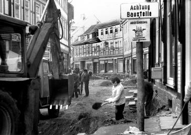 Ausbau der Westernstraße - Dieter Oemler