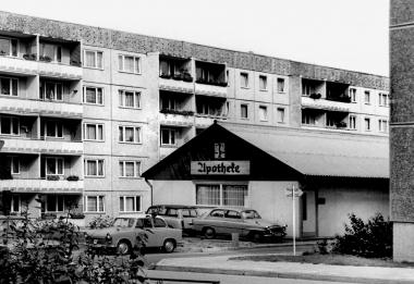 Am Ende des Jahres sind bisher 570 Wohnungen im Wohngebiet Burgbreite schlüsselfertig übergeben worden. - Dieter Oemler