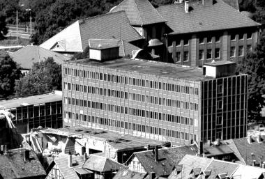 Kulturzentrum in der Albert-Bartels-Straße - Dieter Oemler