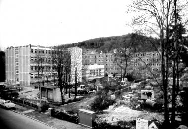 Weiterführung der Baumaßnahmen an der Agraringenieurschule in der Friedrichstraße - Dieter Oemler