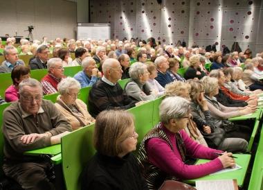 Generationenhochschule am 12. Januar 2016 - Hochschule Harz