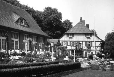 """Ausflugsgaststätte """"Storchmühle"""" - Dieter Oemler"""