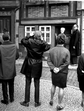 """Das """"Kleinste Haus"""" 1967 - Dieter Oemler"""