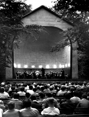 Musikpavillon im Lustgarten - Dieter Oemler