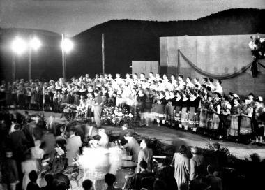 Freilichtbühne auf dem Blockshornberg - Dieter Oemler