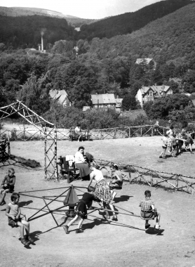 Spielplatz auf dem Blockshornberg - Dieter Oemler