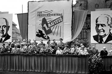 1. Mai 1959 - Dieter Oemler