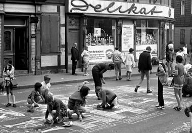 Rathausfest 1964 - Dieter Oemler