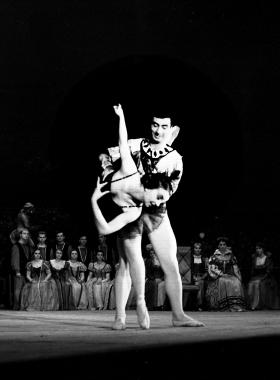 """Ballett """"Schwanensee"""" auf der Bühne im Lustgarten - Dieter Oemler"""