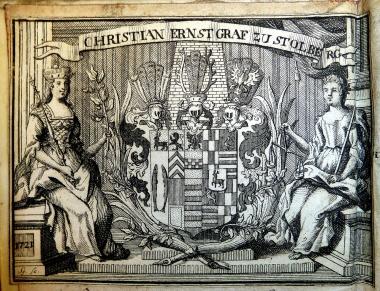 Christian Ernst Graf zu Stolberg-Wernigerode (1691-1771) - gemeinfrei