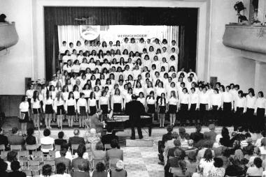 Rundfunk-Jugendchor Wernigerode - Mahn-und Gedenkstätte Archiv