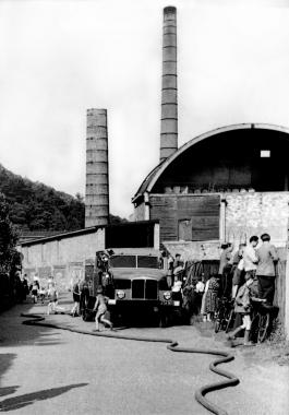 ehemalige Papierfabrik - Dieter Oemler