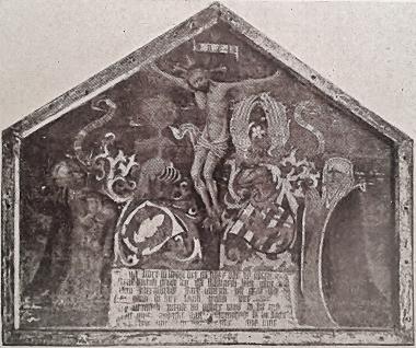 Memorientafel, l.Graf zu Wernigerode - Frank Wiesner