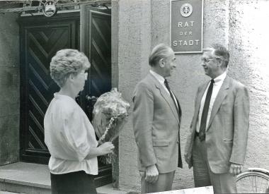 Empfang der Neustadterin Wernigerode - Stadtverwaltung Neustadt an der Weinstraße