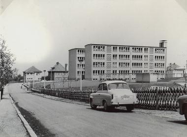 Maxim-Gorki-Schule 1972 - Dieter Oemler