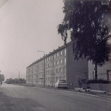 Kantstraße 1972 - Harzbücherei Wernigerode