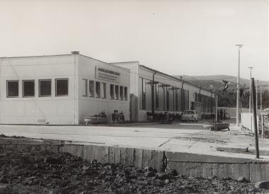 Industriebauten in der Weinbergstraße - Mahn-und Gedenkstätte Archiv