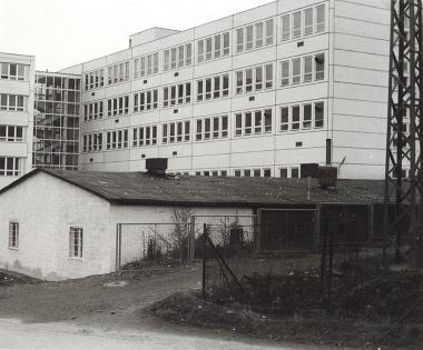 """Heiko"" in der Weinbergstraße 1972 © Wolfgang Grothe"