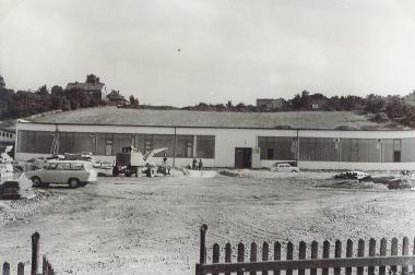 Füllhalterwerk Heiko in der Weinbergstraße 1972 - Archiv Mahn- und Gedenkstätte