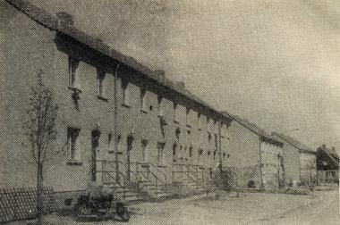 AWG-Neubauten am Seigerhüttenweg - Harzbücherei Wernigerode