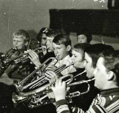 Die Musikschulefeiert ihr 20jähriges Bestehen - Stadtarchiv Wernigerode (Archiv Dieter Möbius)