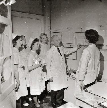 Kinderklinik Professor Kiel - Stadtarchiv Wernigerode (Archiv Dieter Möbius)