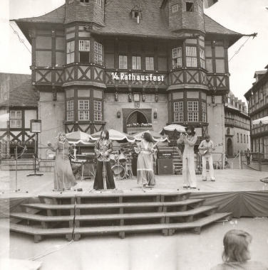 14. Rathausfest - Stadtarchiv Wernigerode (Archiv Dieter Möbius)