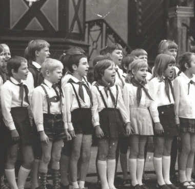 Rathausfest 1972 - Archiv Möbius