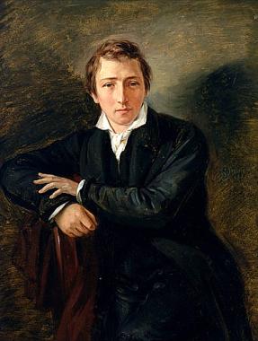 Heinrich Heine, Oppenheim 1831 - Wikipedia