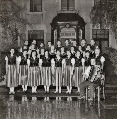 Harzer Sing- und Spielgemeinschaft - Stadtarchiv Wernigerode (Archiv Dieter Möbius)