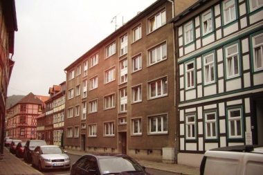 Burgstraße - Stadtbauamt
