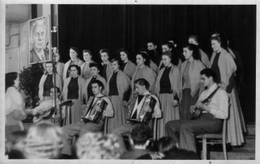 FDJ-Kulturbrigade 1967 - Mahn-und Gedenkstätte Archiv