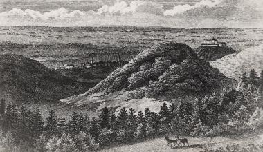 Zwölfmorgental und Harburg um 1800 - Harzbücherei Wernigerode
