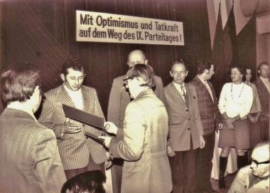 Auszeichnung von Gemeinden - Archiv Mahn- und Gedenkstätte