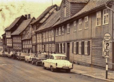 Marktstraße um 1965 - Mahn-und Gedenkstätte Archiv