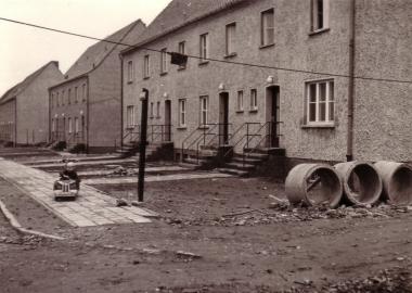 AWG - Bauten im Seigerhüttenweg - Mahn-und Gedenkstätte Archiv