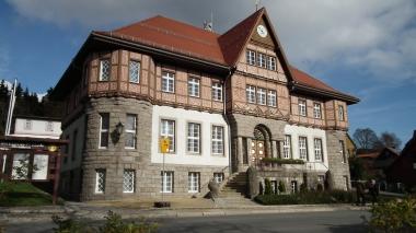 Schierker Rathaus 2014 © Wolfgang Grothe
