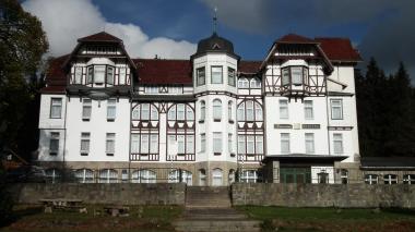 """Hotel """"Fürstenhöhe"""" in Schierke 2014 © Wolfgang Grothe"""