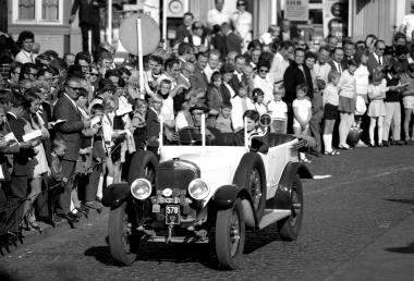 Oldtimer-Rennen in Wernigerode 1969 - Dieter Oemler