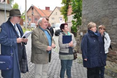 """""""Unser Dorf hat Zukunft"""" - Bewertungskommission in Silstedt - Julia Bruns"""