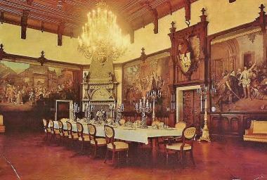 Festsaal im Schloss - Dieter Oemler