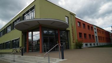 Pestalozzi-Schule in der MinslebenerStraße im Stadtfeld 2015 © Wolfgang Grothe