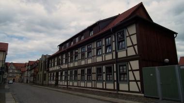 Haus der Diakonie in der Grünen Straße © Wolfgang Grothe